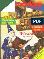 Commodore Horizons Issue 23 1985 Nov