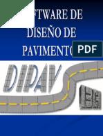 Software de Diseño de Pavimentos Dpav