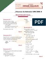 Matematica EJERCICIOS RESUELTOS