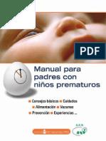 Libro Para Padres de Niños Prematuros