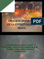 Oración Maya