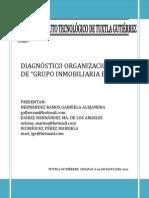Diagnostico Organizacional Grupo Inmobilfiaria Betel Mexico