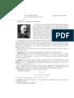 Teoría de Conjunto- Numerabilidad