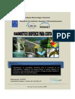 Diagnostico Biofisico Para Costa Rica.