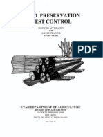 Wood Preservation Pest Control Pestecide Appplication and Safety Training Study Guide