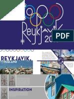 Reykjavik Olympic Pictograms