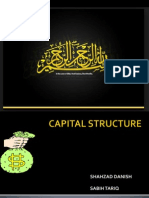 Capital Structuresdafvasdg