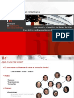 Intro al Análisis de Redes Sociales