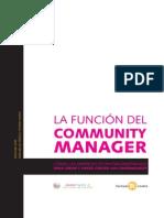 La Función Del Community Manager