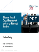 EVC Cisco2009