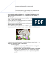 Administrarea Medicamentelor Rectala Vaginala ,Ooxigenului,Instilatiile,Orl