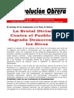 2014 05 22 Desalojo Plaza de Bolivar