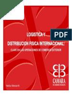 4220 Logistica Dfi Cedritos