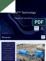 Xstrata Technology PRESENTACIÓN - TWP 26-June-2012 - Spanish