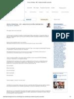 Prova Comentada - EPE - Analista de Gestão Corporativa