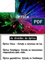 ÓPTICA GEOMÉTRICA 2ºANO