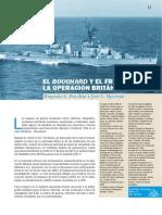 EL BOUCHARD Y EL FRACASO DE LA OPERACIÓN BRITÁNICA MIKADO