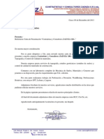Zaenza_Carta de Presentación 12. CONPROING
