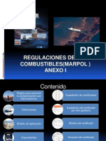 Regulaciones de Los Combustibles(Marpol ) - Copia