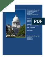 Alexander Group Arkansas Report