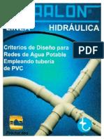 4 Diseño Redes de Agua Potable (Pvc)