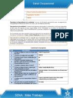 Taller de Familiarización Salud Ocupacional(1)