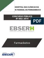 Farmacêutico Hc 2014