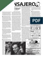 El Gran Mal Que Nos Aqueja (a 30 Años Del Inicio de La Democracia) El Mensajero - Enero de 2014