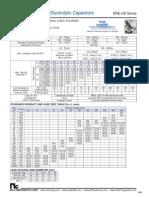 NIC Components NRE-HS Series