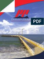 Relacion de Obras Portuarias en El Peru