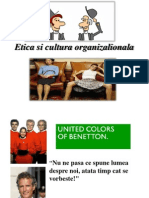 Non-Etica Si Non Cultura