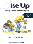 Wise Up Learning to Live the Learning LifeR