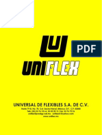 Catalogo Uniflex