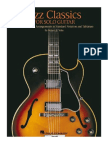 Jazz Classics for Solo Guitar