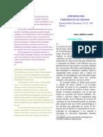 Epistemologia y Metodos de Las Ciencias JimenezB