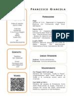Curriculum_FrancescoGiancola