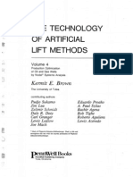 The Technology of Artificial Lift Methods - Volume 4 (Kermit E. Brown)