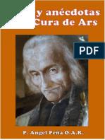Vida y Anécdotas Santo Cura de Ars