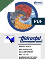 Presentacion Lineas Hidrostal