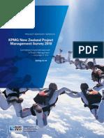 KPMG 2010 Project Management Survey Report