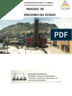 CLASE III - Proceso Contrataciones Del Estado