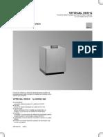 Instructiuni Proiectare Vitocal 300-G 21kW-2010