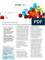 SQL Server 2012 Integration Services Datasheet 17-09-14