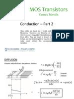 1.8 Conduction - Part 2