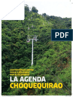 TELEFERICO CHOQUEQUIRAO