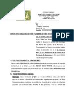 Demanda Susecion Intestada Solis Vilcapoma Delia
