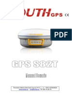 Manual Usuario GPS South S82T