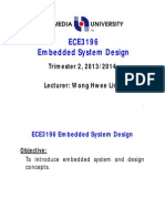 ECE3196_Chapter0 /embeded systems