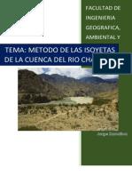 Informe Cuenca Chamaya Scrib