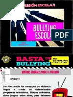 Diapositivas en Pd Identificando Los Expositores - Conscientización en Materia de Acoso Escolar Bullying